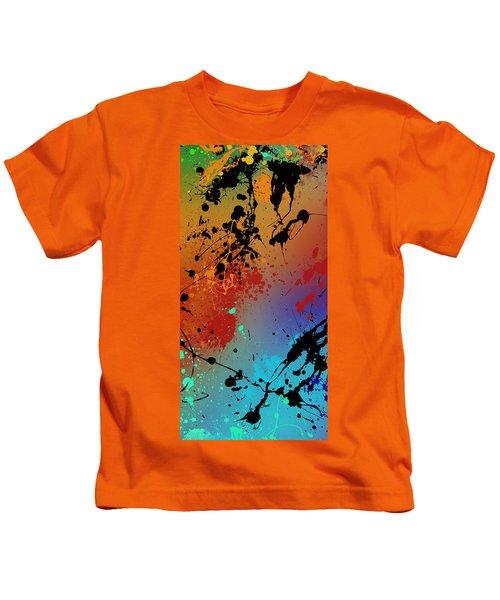 Infinite M Panel #2 Kids T-Shirt