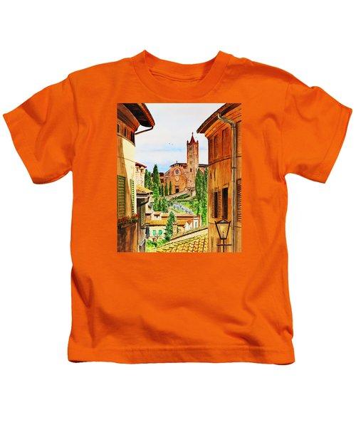 Italy Siena Kids T-Shirt