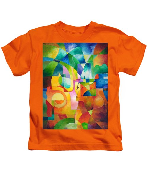 Just Outside Kids T-Shirt