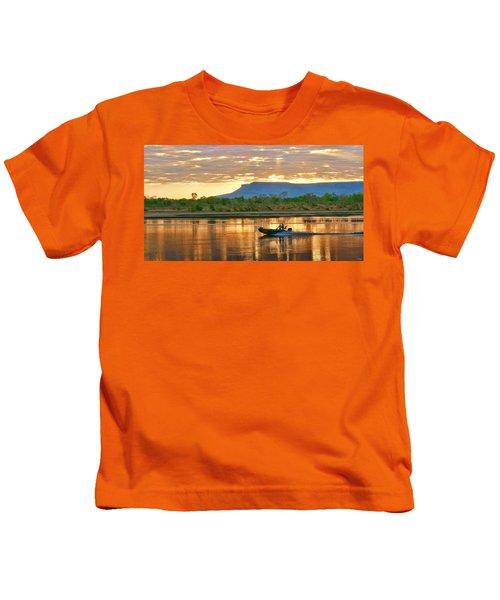 Kimberley Dawning Kids T-Shirt