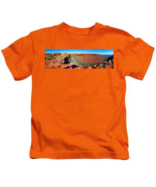 Kings Canyon Central Australia Kids T-Shirt
