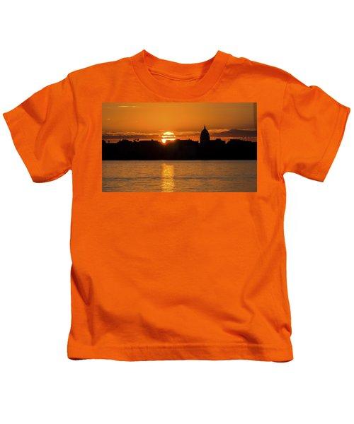 Madison Sunset Kids T-Shirt