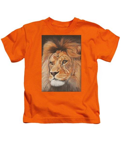 Milo - The Barbary Lion Kids T-Shirt