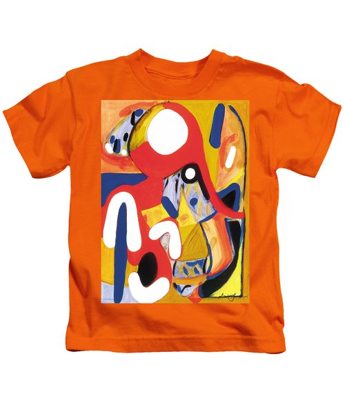 Mirror Of Me 2 Kids T-Shirt