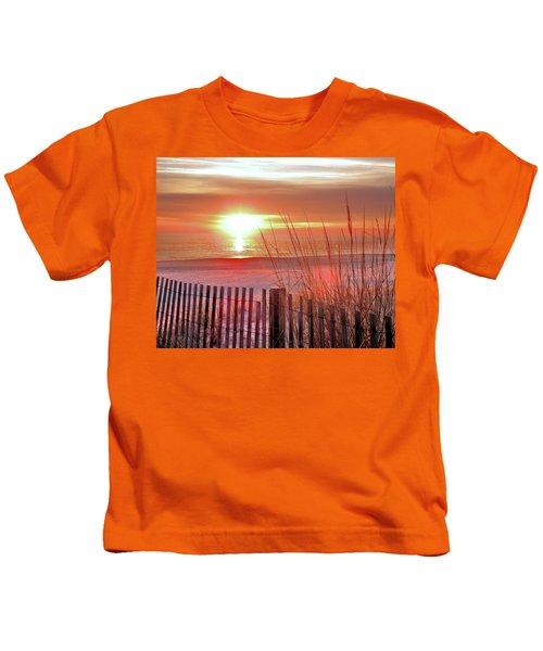 Morning Sandfire Kids T-Shirt