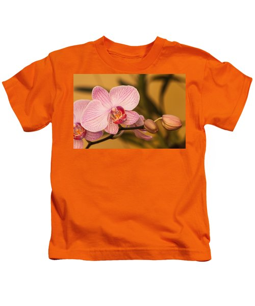 Moth Orchid Kids T-Shirt