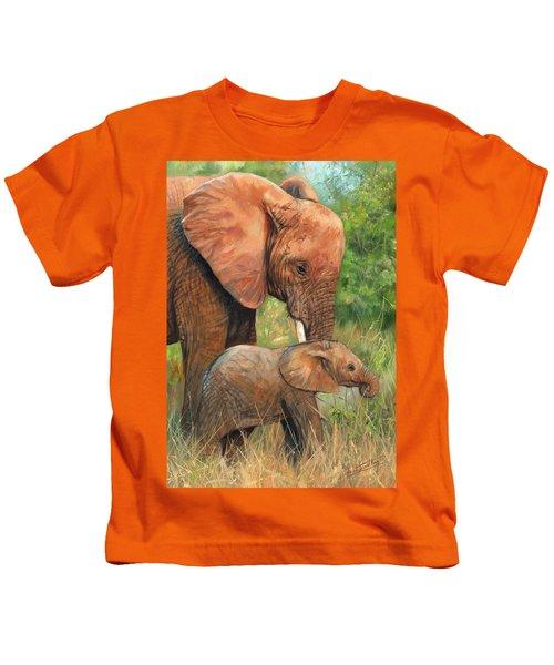 Mother Love 2 Kids T-Shirt