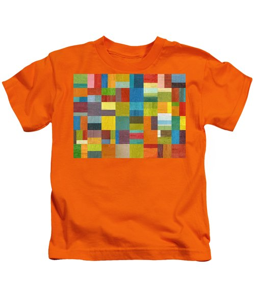 Multiple Exposures Lll Kids T-Shirt