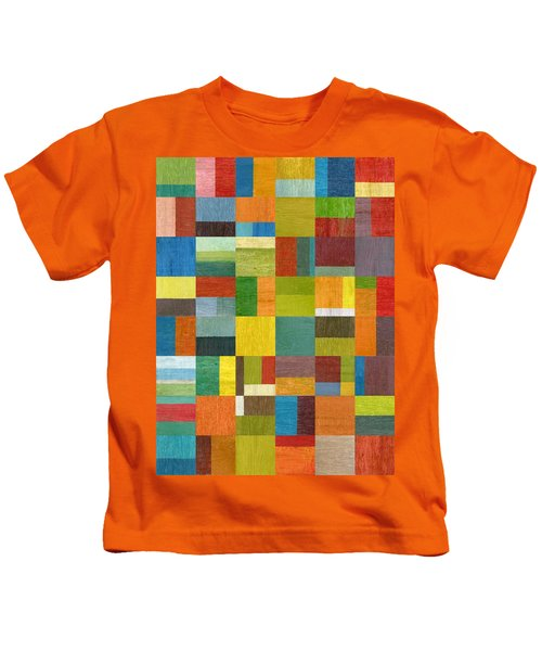 Multiple Exposures Lv Kids T-Shirt