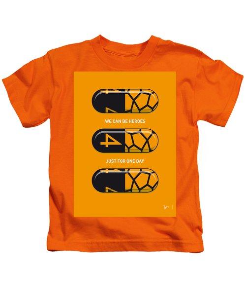 My Superhero Pills - The Thing Kids T-Shirt