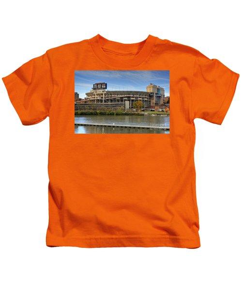 Neyland Stadium Kids T-Shirt