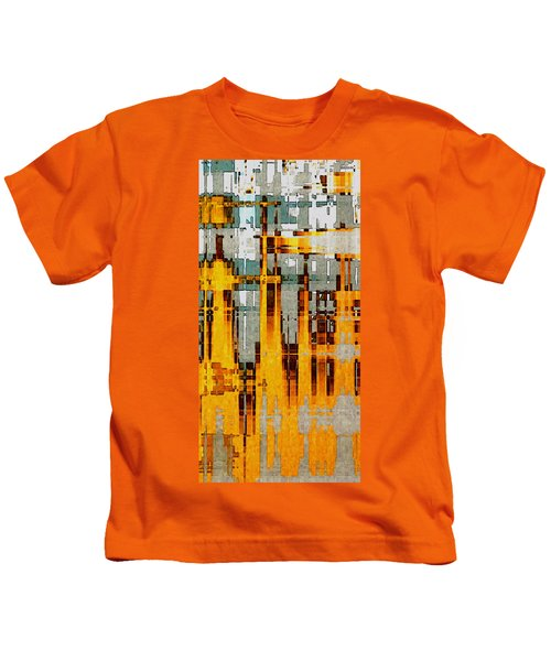 Ochre Urbanity Kids T-Shirt