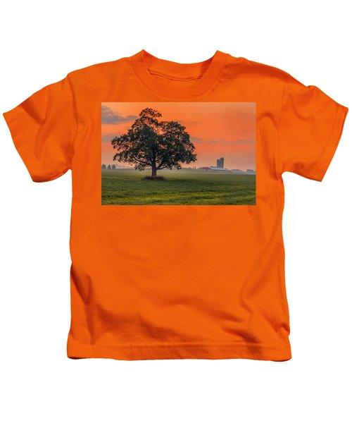 One Fine Morning Kids T-Shirt
