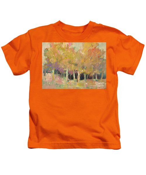 Pale Forest Kids T-Shirt