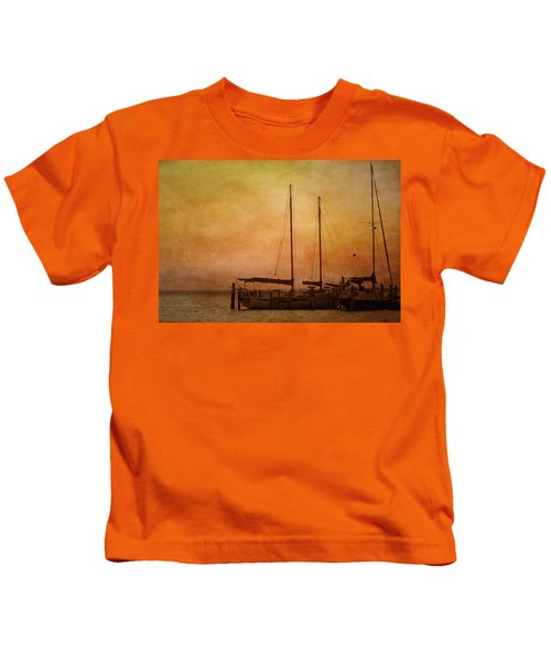Pensacola Harbor Kids T-Shirt