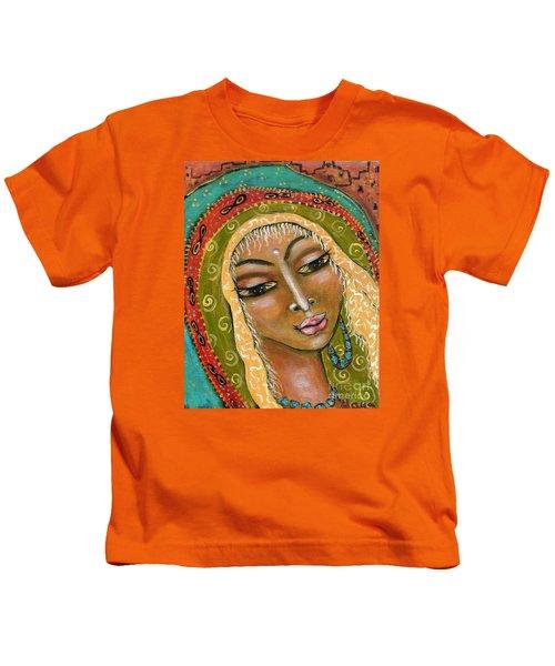 Pueblo Priestess Kids T-Shirt