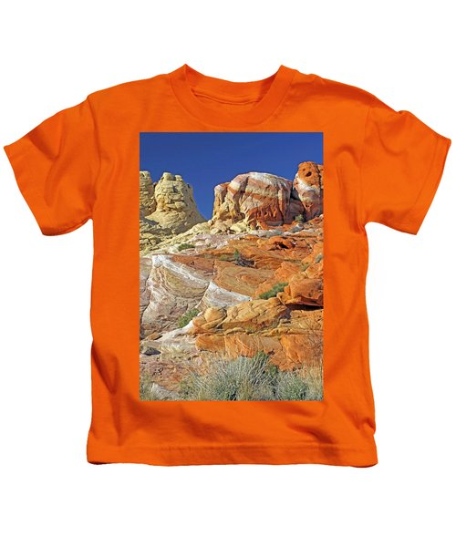 Rainbow Land Kids T-Shirt