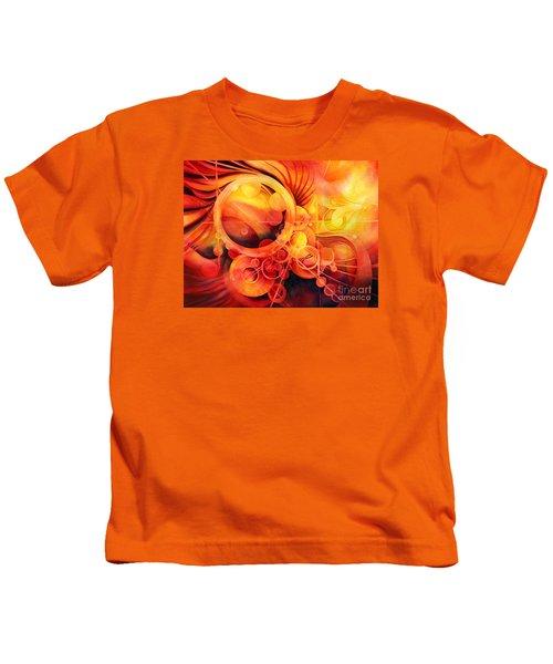 Rebirth - Phoenix Kids T-Shirt