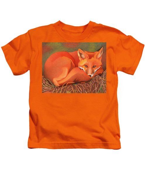 Red Fox Kids T-Shirt