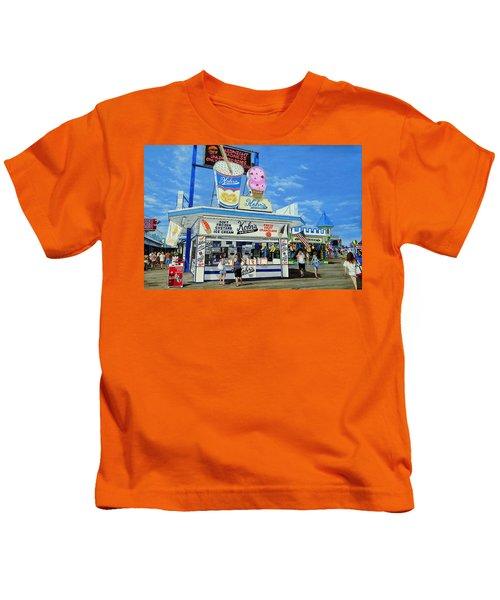Seaside Memories Kids T-Shirt