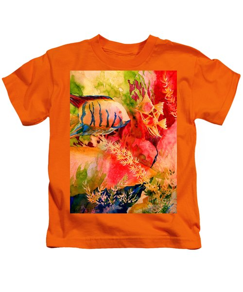 Severums And Angels  Kids T-Shirt