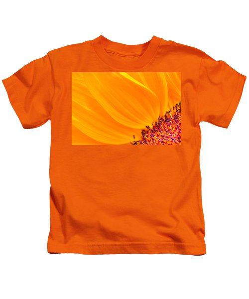 Stretching Out Kids T-Shirt