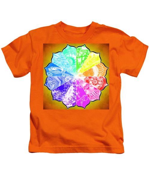 The Age Of Pisces Kids T-Shirt