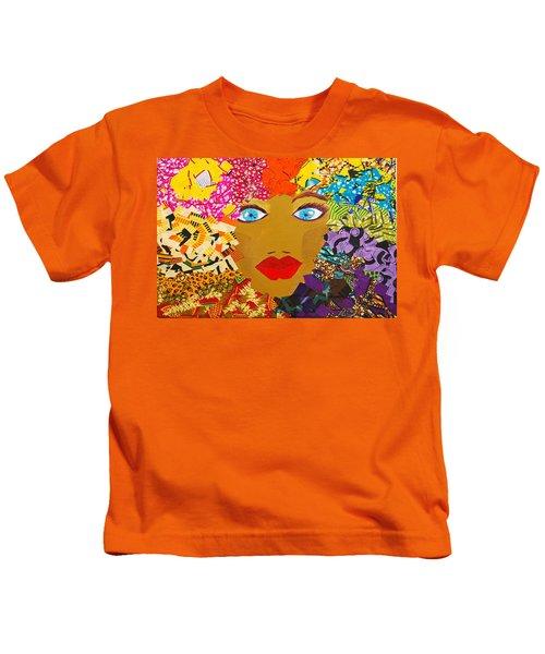 The Bluest Eyes Kids T-Shirt