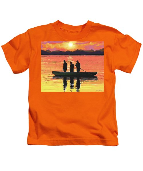 The Fishermen Kids T-Shirt