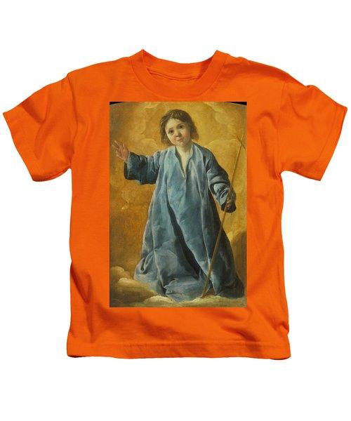 The Infant Christ Kids T-Shirt