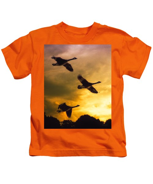 The Journey South Kids T-Shirt