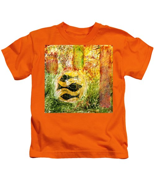 Three Fishes Kids T-Shirt