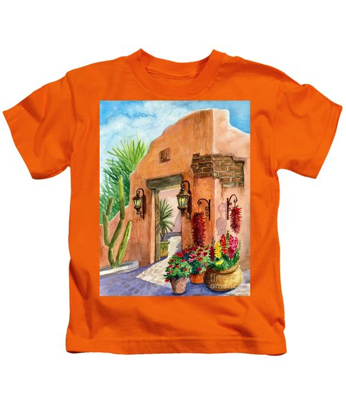 Tia Rosa Time Kids T-Shirt
