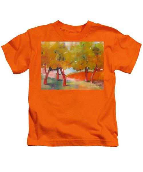 Trees #5 Kids T-Shirt