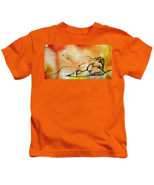 Two Women 2 Kids T-Shirt