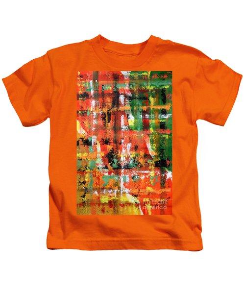 Three Parts Kids T-Shirt