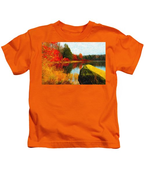 View From The Rock Kids T-Shirt