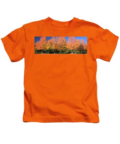Welcome Autumn Kids T-Shirt