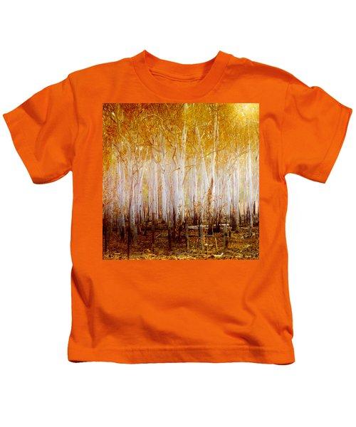 Where The Sun Shines Kids T-Shirt