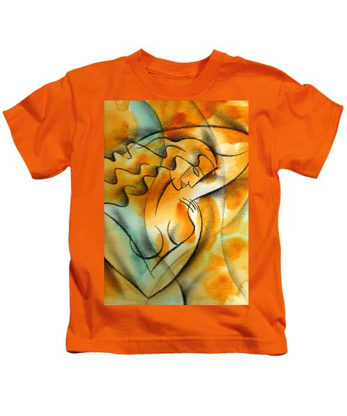 Woman Health Kids T-Shirt