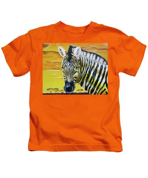 As Day As Night Kids T-Shirt