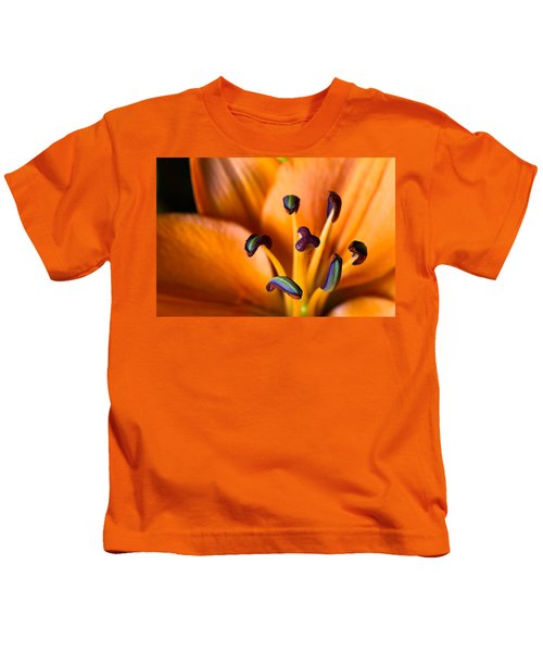 Tiger Lily Kids T-Shirt