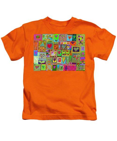 find U'r Love found    v15 Kids T-Shirt