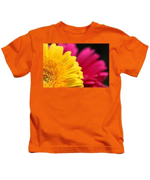 Gerbera Daisies Kids T-Shirt