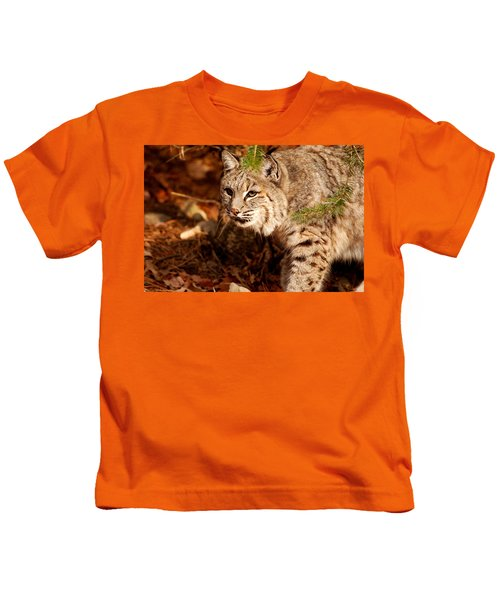 Mr. Whiskers Kids T-Shirt