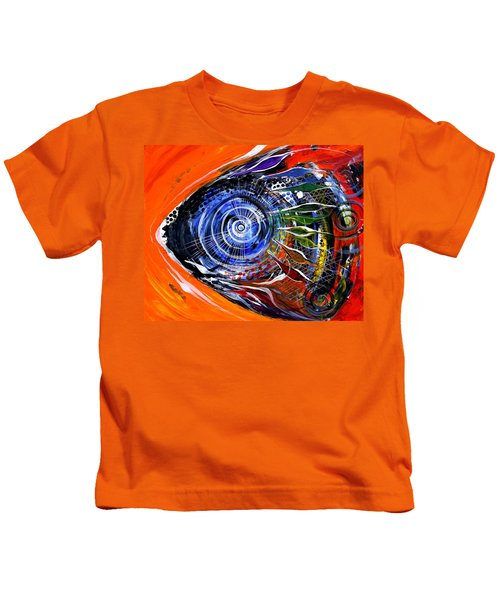 Rainbow Left ... Again Kids T-Shirt