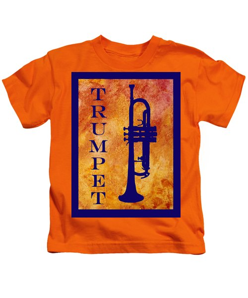 Trumpet Kids T-Shirt