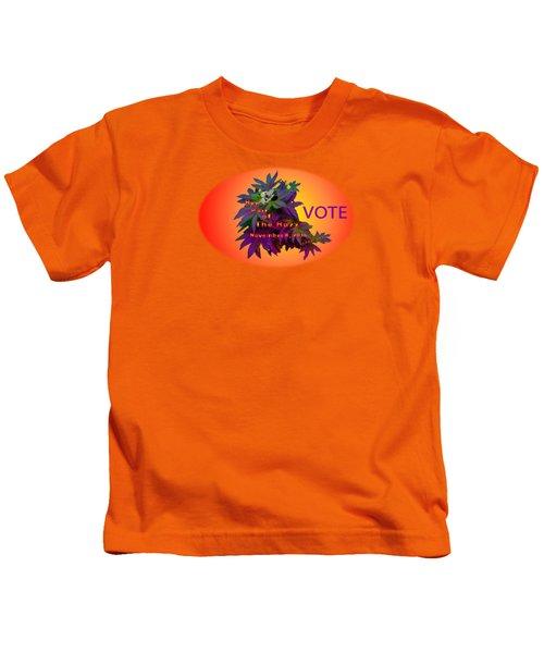 Bee Part Of The Buzz Kids T-Shirt