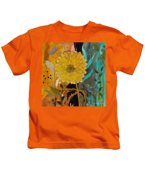 Big Yella Kids T-Shirt