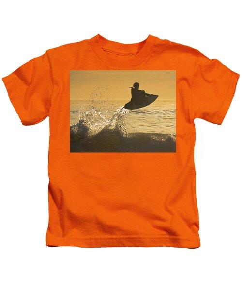 Catching Air Kids T-Shirt